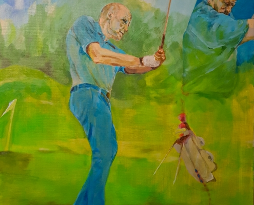 Golfer (Uwe)