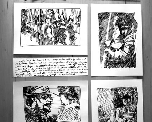 Wallenstein Graphic Novel