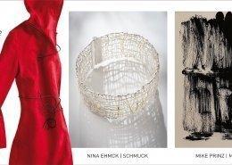 Kleine Ausstellung bei Nina Ehmck