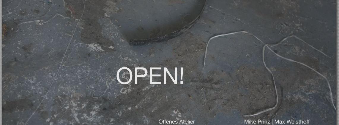 Einladung OPEN! Baumstrasse
