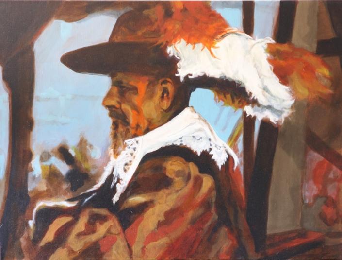 Portrait Wallenstein