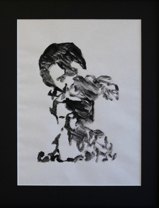 Aphasia - 2er Portrait (B)