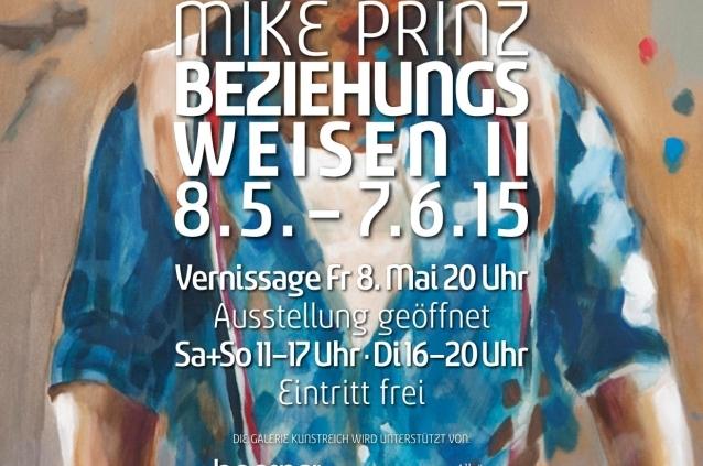 Kunstreich mikeprinz Flyer